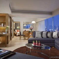 Отель Somerset Riverview Chengdu комната для гостей