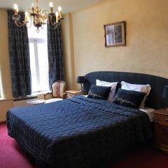Отель Cavalier Бельгия, Брюгге - отзывы, цены и фото номеров - забронировать отель Cavalier онлайн комната для гостей фото 2