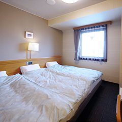 Hotel Route Inn Tsuruoka Inter Цуруока комната для гостей