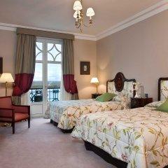 Отель Eurostars Hotel Real Испания, Сантандер - отзывы, цены и фото номеров - забронировать отель Eurostars Hotel Real онлайн комната для гостей фото 3