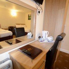 Отель Cranbrook Hotel Великобритания, Илфорд - отзывы, цены и фото номеров - забронировать отель Cranbrook Hotel онлайн удобства в номере