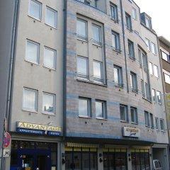 Отель Advantage Hotel Германия, Нюрнберг - отзывы, цены и фото номеров - забронировать отель Advantage Hotel онлайн вид на фасад