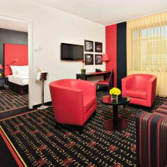 Отель Angelo By Vienna House Katowice интерьер отеля