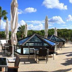 Hotel Exagon Park Club & Spa пляж