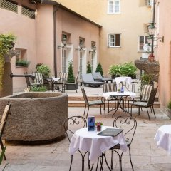 Отель Radisson Blu Altstadt Зальцбург помещение для мероприятий