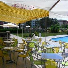 Отель Deva Болгария, Солнечный берег - отзывы, цены и фото номеров - забронировать отель Deva онлайн бассейн фото 2
