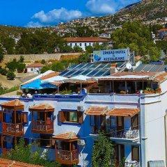 Zinbad Hotel Kalkan Турция, Калкан - 1 отзыв об отеле, цены и фото номеров - забронировать отель Zinbad Hotel Kalkan онлайн бассейн