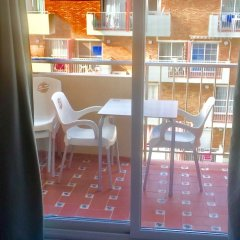 Отель Jupiter appartments балкон