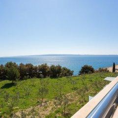 Отель Adriatic Queen Villa пляж