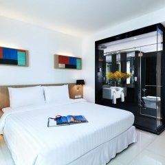 Отель Vic3 Bangkok комната для гостей фото 2