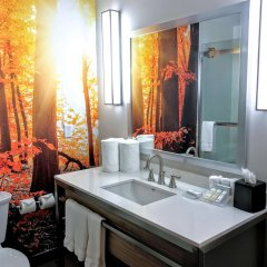 Отель Hilton Garden Inn Minneapolis Airport Mall Of America Блумингтон ванная