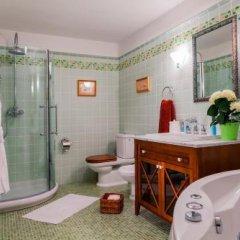 Гостиница Губернская в Шерегеше отзывы, цены и фото номеров - забронировать гостиницу Губернская онлайн Шерегеш ванная фото 2