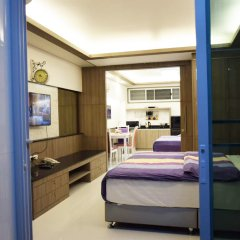 Отель Family Suite Room Pratunam Бангкок детские мероприятия