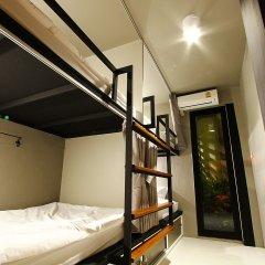 Here Hostel Бангкок удобства в номере фото 2