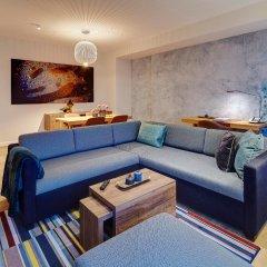 Отель Hyatt House Dusseldorf Andreas Quarter комната для гостей