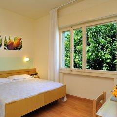 Hotel Capri Римини комната для гостей