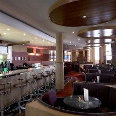 Отель NH Leipzig Messe гостиничный бар