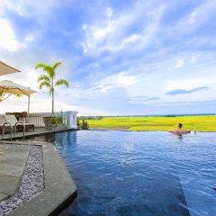 Отель Lasenta Boutique Hotel Hoian Вьетнам, Хойан - отзывы, цены и фото номеров - забронировать отель Lasenta Boutique Hotel Hoian онлайн бассейн фото 3