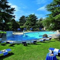 Отель Bologna Terme Италия, Абано-Терме - отзывы, цены и фото номеров - забронировать отель Bologna Terme онлайн фитнесс-зал