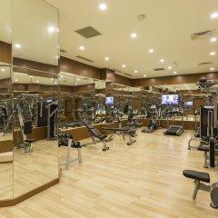 Отель Yilmazoglu Park Otel Газиантеп фитнесс-зал