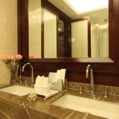Отель Tang Dynasty West Market Hotel Xian Китай, Сиань - отзывы, цены и фото номеров - забронировать отель Tang Dynasty West Market Hotel Xian онлайн ванная фото 2