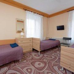 Мери Голд Отель 2* Стандартный номер с разными типами кроватей фото 25