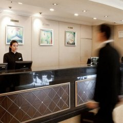 Rosedale Hotel and Suites Guangzhou интерьер отеля фото 3