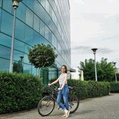 Отель HP Park Plaza Wroclaw Польша, Вроцлав - отзывы, цены и фото номеров - забронировать отель HP Park Plaza Wroclaw онлайн спортивное сооружение