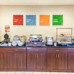 Отель Comfort Inn & Suites Las Vegas - Nellis США, Лас-Вегас - отзывы, цены и фото номеров - забронировать отель Comfort Inn & Suites Las Vegas - Nellis онлайн питание