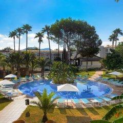 Hotel Playasol Cala Tarida бассейн