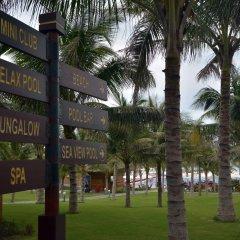 Отель Dessole Sea Lion Nha Trang Resort Кам Лам спа