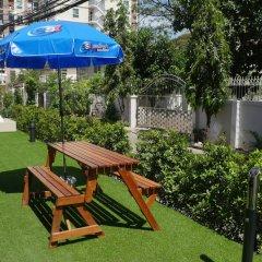 Отель Q Space Residence Бангкок детские мероприятия фото 2