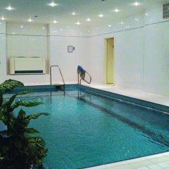 Отель Flora Чехия, Марианске-Лазне - отзывы, цены и фото номеров - забронировать отель Flora онлайн бассейн фото 3