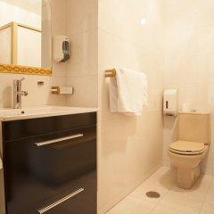 Отель Cristal 1 Испания, Ла-Корунья - отзывы, цены и фото номеров - забронировать отель Cristal 1 онлайн ванная фото 2