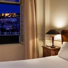 Отель Metropole Португалия, Лиссабон - 1 отзыв об отеле, цены и фото номеров - забронировать отель Metropole онлайн комната для гостей фото 3