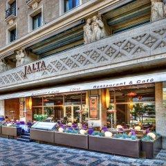 Отель JALTA Прага интерьер отеля фото 3