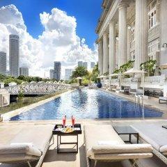The Fullerton Hotel Singapore детские мероприятия фото 2
