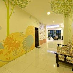 Отель Tairada Boutique Hotel Таиланд, Краби - отзывы, цены и фото номеров - забронировать отель Tairada Boutique Hotel онлайн интерьер отеля фото 2