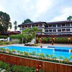 Отель Tropika Филиппины, Давао - 1 отзыв об отеле, цены и фото номеров - забронировать отель Tropika онлайн бассейн фото 3