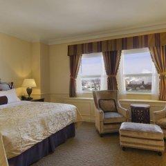 Отель Fairmont Le Chateau Frontenac Канада, Квебек - отзывы, цены и фото номеров - забронировать отель Fairmont Le Chateau Frontenac онлайн комната для гостей фото 5