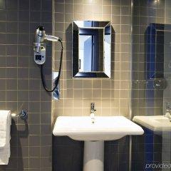 Hotel Mademoiselle Париж ванная