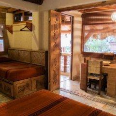 Отель Villas Las Azucenas Мексика, Сиуатанехо - отзывы, цены и фото номеров - забронировать отель Villas Las Azucenas онлайн гостиничный бар