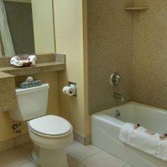 Отель Value Inn Worldwide-LAX ванная
