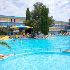 Отель Azurro Болгария, Солнечный берег - отзывы, цены и фото номеров - забронировать отель Azurro онлайн бассейн