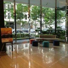 Отель W Studio Bukit Bintang Малайзия, Куала-Лумпур - отзывы, цены и фото номеров - забронировать отель W Studio Bukit Bintang онлайн интерьер отеля фото 2