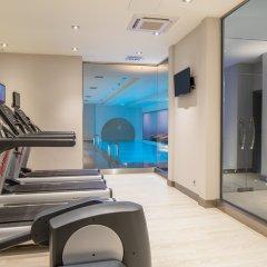 Отель Novotel Istanbul Bosphorus фитнесс-зал