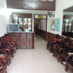 Van Nam Hotel Халонг интерьер отеля фото 2