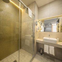 Отель President Венгрия, Будапешт - 10 отзывов об отеле, цены и фото номеров - забронировать отель President онлайн ванная фото 2