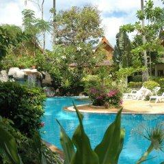 Отель Palm Garden Resort бассейн