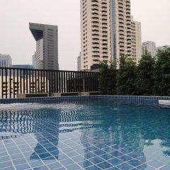 Отель Syama Sukhumvit 20 Бангкок бассейн